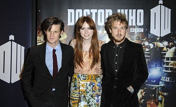 Karen Gillan admits she'll miss Doctor Who as Matt Smith denies new contract