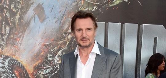 Metro Life film Liam Neeson