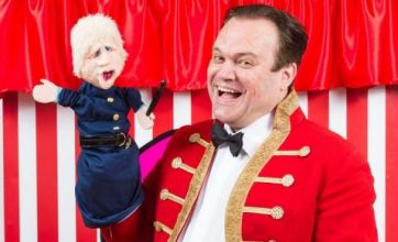 Punch and Judy get a makeover… as a benefit scrounger and a wannabe WAG