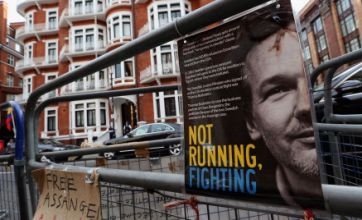 Julian Assange granted political asylum by Ecuador
