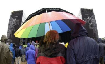 V Festival 2012 predicted to be a mixture of sunshine and showers