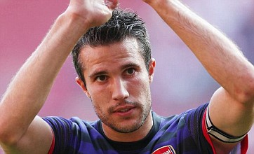 Arsenal must forget about Robin van Persie and move on, says Vermaelen