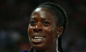 Christine Ohuruogu stars as Team GB Olympians return to action in Stockholm