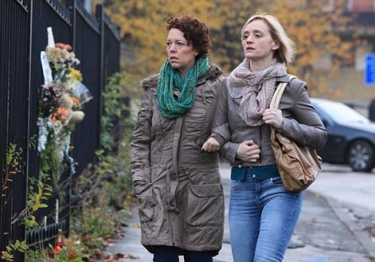 Accused, Olivia Colman, Anne-Marie Duff