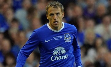 Phil Neville: Newcastle have inspired Everton to pursue Champions League