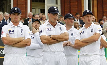 James Anderson: England players want Andrew Strauss to lead them back to No.1