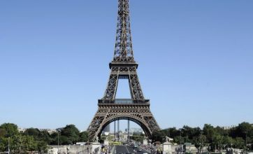Eiffel Tower is Europe's most valuable monument, bringing in £344bn yearly