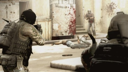 Counter-Strike: Global Offensive (360) – for every terrorist there is a counter-terrorist