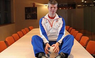 GB blind football captain wary of Spanish threat at Paralympics