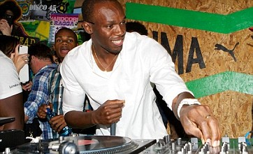 Usain Bolt wants Rio Ferdinand to help boost reggae music