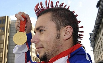 Matt Skelhon wants new hair to be a cut above at London 2012 Paralympics