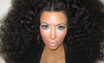 Kim Kardashian channels Diana Ross in latest 'fun and crazy' photo shoot