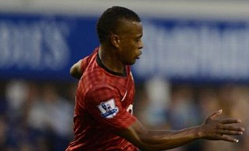 Patrice Evra could be forced into centre-back role, says Alex Ferguson