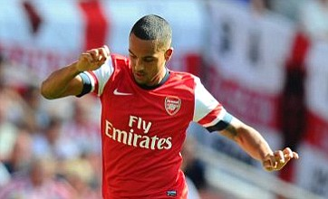 Theo Walcott contract talks encouraging for Arsenal, says Wenger