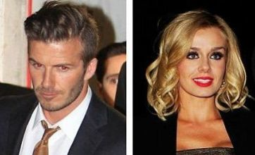Victoria and David Beckham 'bemused' by Katherine Jenkins' denial of affair