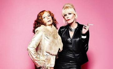 Joanna Lumley: Absolutely Fabulous could go on forever