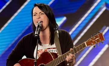 Lucy Spraggan's track removed from iTunes after reaching number two