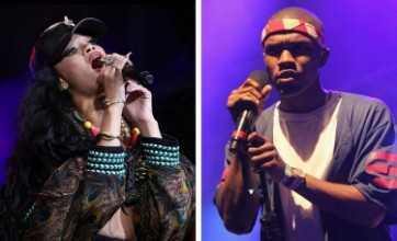 Rihanna and Frank Ocean join line-up for MTV Video Music Awards 2012