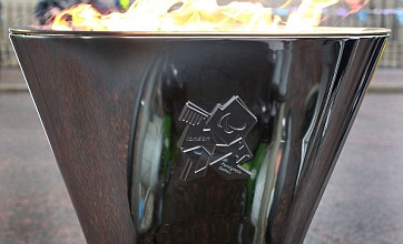 Paralympic flame set for 24-hour journey to Olympic Stadium