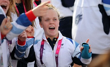 Ellie Simmonds in vanguard of Team GB as Paralympics 'come home'