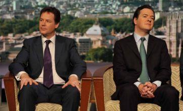 George Osborne shoots down Nick Clegg's 'emergency tax'