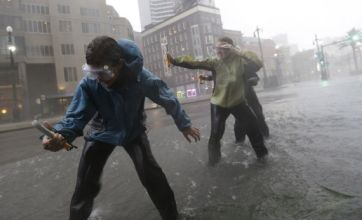 Hurricane Isaac bears down on 'ghost town' New Orleans