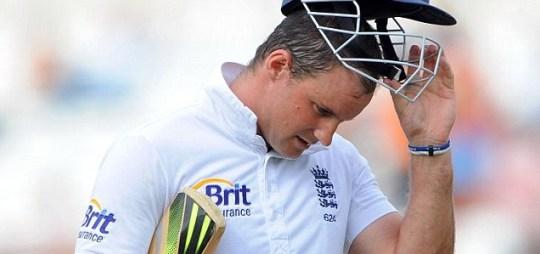 Sport Cricket England Andrew Strauss