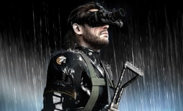 Metal Gear Ground Zero game and movie announced