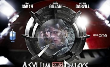 Doctor Who: New Asylum Of The Daleks posters released