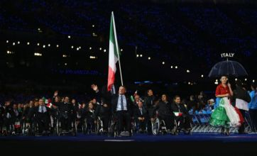 Edwina Currie: Italian Paralympians are gorgeous, even in wheelchairs