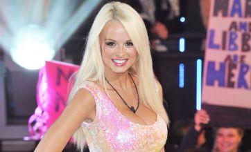 Rhian Sugden snubbed by boyfriend on Celebrity Big Brother eviction night