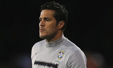 Julio Cesar: I will help QPR win the Premier League