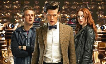 Doctor Who, Paralympics and The Best Of Men: Weekend TV picks
