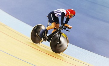 Cyclist Sarah Storey wins GB's first London 2012 Paralympic gold medal