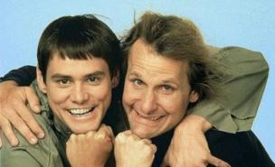 Dumb And Dumber To will be the Farrelly Brothers' sequel title (Allstar)