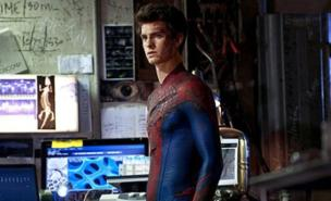 Andrew Garfield is to play Spider-Man for a second time (Allstar)