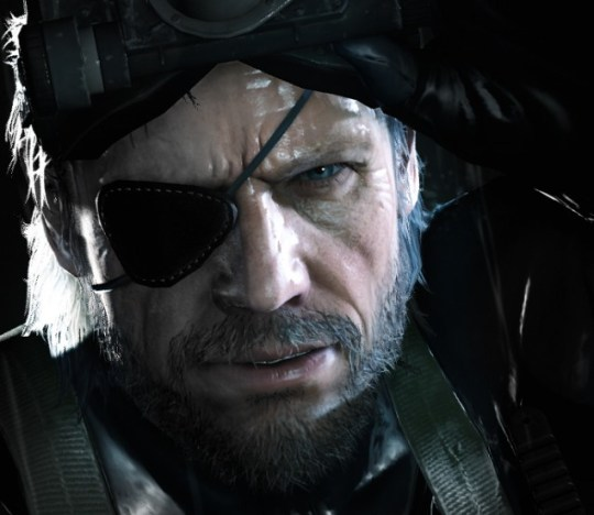 Metal Gear Solid: Ground Zeroes – which Snake is this?