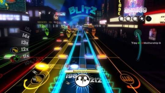 Rock Band Blitz review – rhythm action | Metro News
