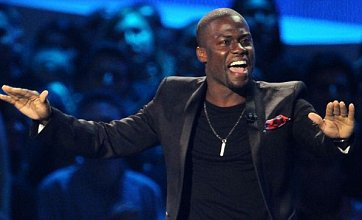 VMAs host Kevin Hart urges people to forgive Kristen Stewart for cheating