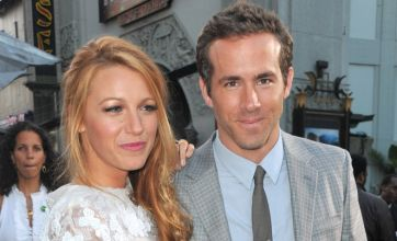 Ryan Reynolds worried he's too manly to give Blake Lively girls