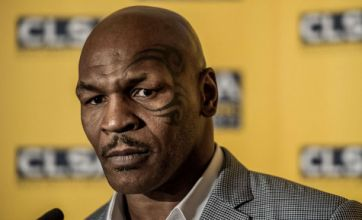 Mike Tyson eyes musical career to rid himself of 'bad guy' reputation