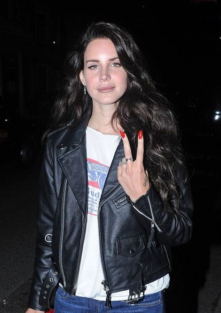 Lana Del Rey snubs fans as she returns to Los Angeles – while Lady Gaga feels her wrath