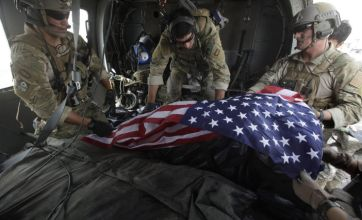 Insider attack brings US military death-toll in Afghanistan to 2,000