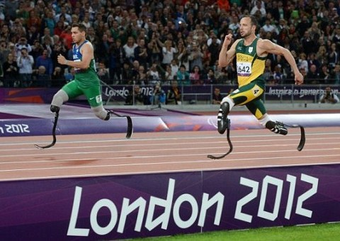 Oscar Pistorius defeat could mark a watershed in Paralympic sprinting