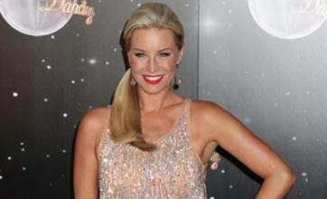 Denise Van Outen wows on Strictly Come Dancing's opening night