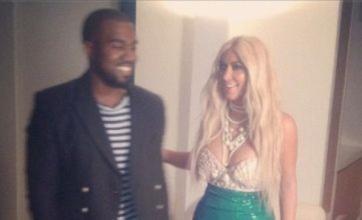 Kim Kardashian more sexy than scary in revealing mermaid costume