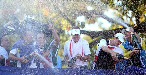 How Ian Poulter became America's worst nightmare, and turned Europe into a Ryder Cup dream team