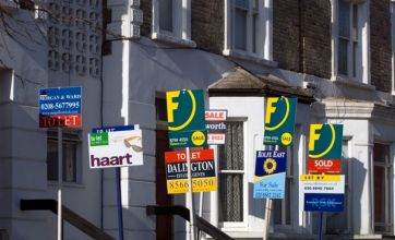 House prices rise across England and Wales