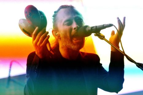 Thom Yorke admits to Daniel Craig: I had mini-breakdowns
