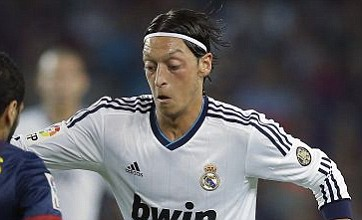 Real Madrid star Mesut Ozil accused of disrespect